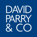David Parry & Co, Knighton logo