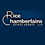 Rice Chamberlains Estate Agents, Moseley logo