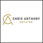 Chris Anthony Estates, London logo