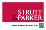 Strutt & Parker, London New Homes logo