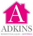 Adkins Estate Agents, Cirencester logo