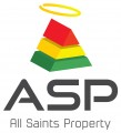 All Saints Estate agents, Northampton logo