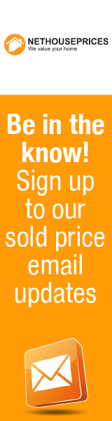 Sign up to our sold price email updates