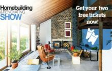 Free Tickets to the Homebuilding & Renovating Show