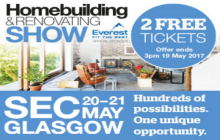 Free Homebuilding and Renovating Show Tickets