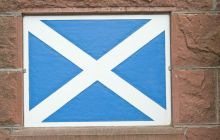 House prices in Scotland faltering?