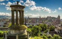 UK city property prices: Scotland leads the way