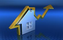 UK property prices: uptick in January, says Nationwide