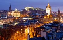 UK cities index: Edinburgh still leading the pack