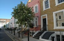 Has London finally become detached from the rest of the UK housing market?