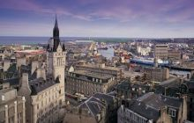 Around the UK: property prices in Aberdeen