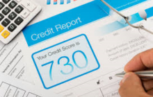 Credit reports and the 30% rule