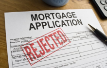 Rejected for a mortgage?