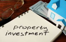 Investors, traders and holding property through a company