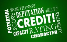 Credit rating problems and how to deal with them