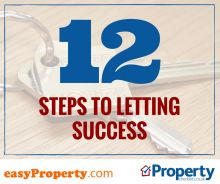 Read article 12 steps to letting success – easyProperty