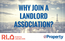 Read article Why join a landlord association – Residential Landlords Association