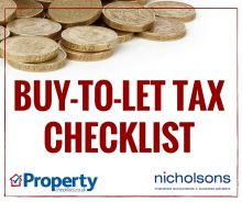 Read article Buy to Let Tax – Nicholsons