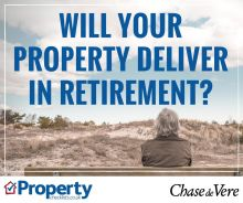 Read article Will your property deliver a retirement income? – Chase de Vere