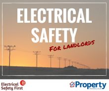 Read article Electrical Safety for Landlords – Electrical Safety First
