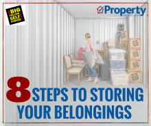 Read article Storing your belongings – Big Yellow
