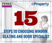 Read article Steps to choosing a window, glazing and door (WGD) Specialist – FENSA (Fenestration Self-Assessment Scheme)