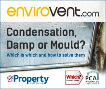 Read article Identifying and solving condensation, damp and mould – Envirovent