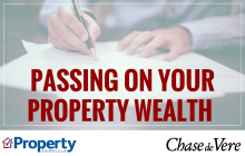 Passing on property wealth