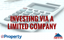 Investing via a limited company - RITA 4 Rent