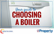 Your guide to choosing a boiler