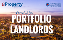 Mortgage application checklist for portfolio landlords
